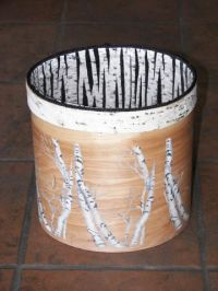 Birches Waste Basket
