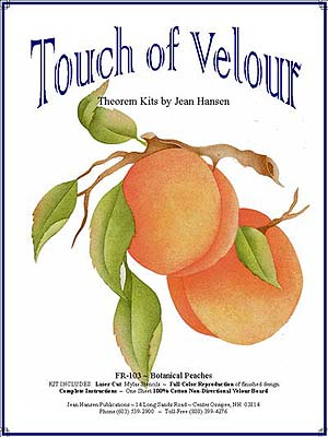 Botanical Peaches FR-103