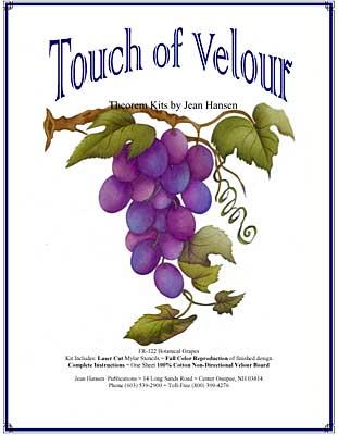 Botanical Grapes - FR-122