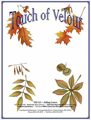 Falling Leaves - WD-116