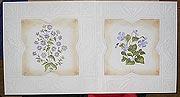 Floral Ceiling Tiles