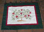 Shaker Tree Wall Hanging