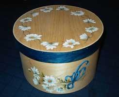 Harvest Round Box
