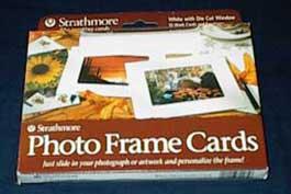 Photo Frame Cards