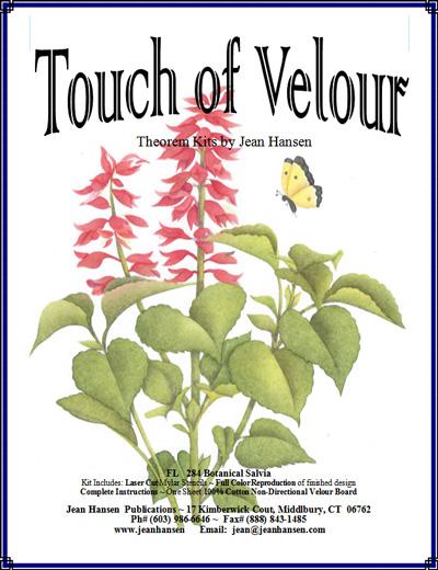 FL-284 - Botanical Salvia
