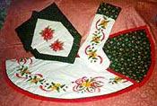 Christmas Fabric Items